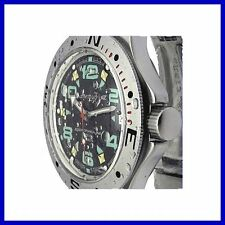 AMPHIBIA 200m VOSTOK AUTOMATIC MECHANICAL WATCH !NEW! 7 Es