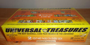 Details About 24 Pk Box 2 Vintage Pks Per Box Find The 2 1952 Topps Packs Mickey Mantle