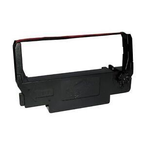 EPSON ERC-30 ERC-38 Ink Ribbons ERC-34 120 Black /& Red  ERC30//34//38BR