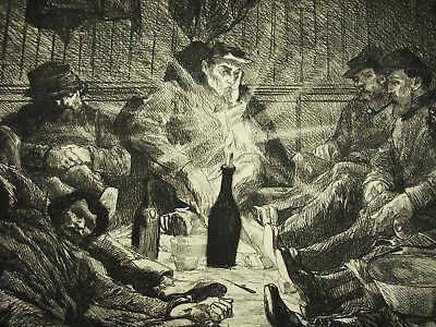 Auguste André LanÇon Guerre Franco-prussienne Pantin 15 Jan 1871 Siège De Paris