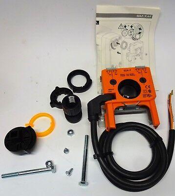 Ernst Belimo Hilfsschalter S2a-f Actuator Auxiliary Switch 2 X Epu Neu
