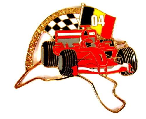 AUTO FORMEL1 Pin Pins FERRARI FRANCORCHAMPS 2004 1167