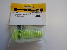 HPI Racing - SPRING 13X70X1.1MM 15 COILS (YELLOW/SOFT) - Model 6794