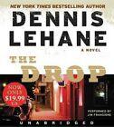 The Drop Low Price CD by Dennis Lehane (CD-Audio, 2016)
