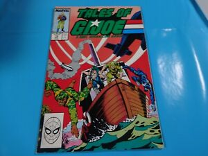 Tales-of-GI-JOE-12-issue-marvel-Comic-book-1st-print