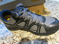 Keen Durham Esd Softtoe Shoes Mens 12 Work Shoes 1014603d Non Slip Oil
