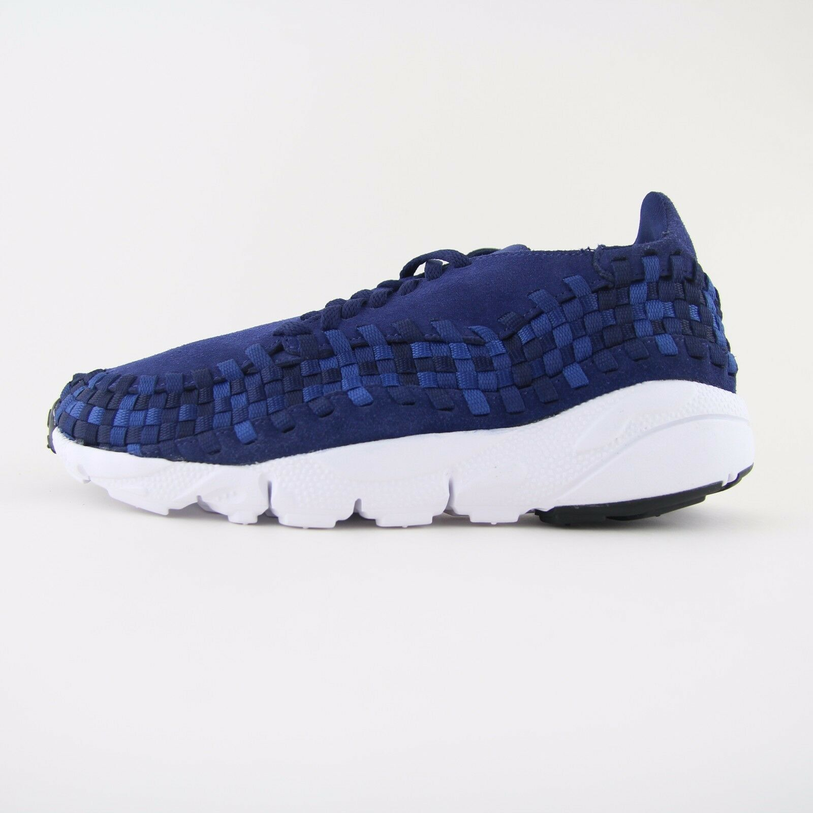 New Mens Nike Air Footscape Woven NM Binary bluee Trainers UK 7 BNIB 875797 400