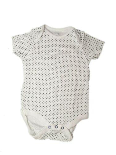 Build a Bundle Baby Boy Bodysuits Vests Popper 0 1 3 6 9 12 Months blue