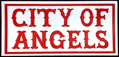 hells angels support aufkleber city of angels original 81 support sticker ebay. Black Bedroom Furniture Sets. Home Design Ideas