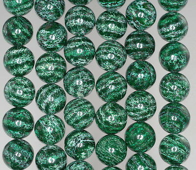 105 beads BD826 Smoky Gunmetal Glass Beads 6mm With a Metallic Sheen 1 Strand