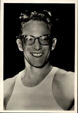 Olympiade MELBOURNE 1956 Olympische Spiele DDR Turner Turnen HELMUT BANTZ Sport