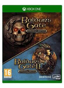 Baldur-039-s-Gate-Amelioree-Edition-Xbox-un-Neuf-Scelle-Baldurs-Gate-2