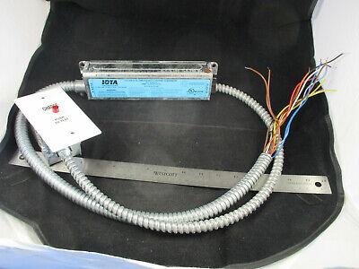 IOTA I-42-EM-A-DL COMPACT CFL FLUORESCENT EMERGENCY BALLAST 120//277V 90-MIN