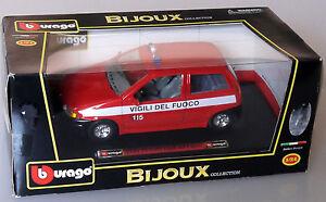 PRL-VIGILI-DEL-FUOCO-VVFF-POMPIERI-BBURAGO-BURAGO-1-24-METAL-MODEL-15527-FIRE