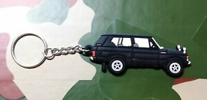 RED Landrover Range Rover Classic 3dr Collectors Fridge Magnet