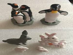 Divers Animaux Jouet Figures Cake Toppers Décorations Farm & Wild-afficher Le Titre D'origine U28u1mwr-07182240-817690464