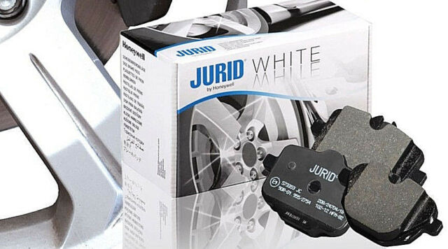 JURID White Ceramic 573002JC | Bremsbeläge Satz Vorne Beläge für BMW E39