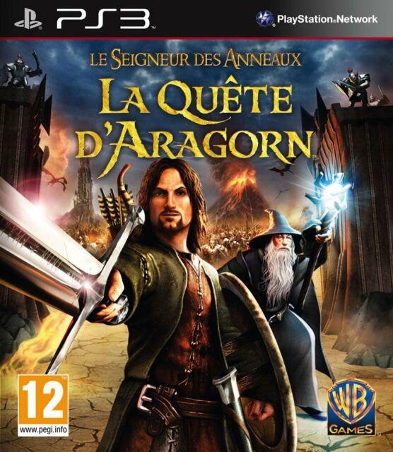 Le seigneur des anneaux : la quête d'Aragorn (jeu PS Move)   vendu en loose