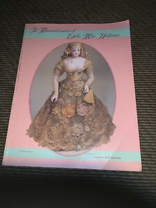 Frasher S 2000 Doll Auction Catalogue In Remembrance Of Willa Mae Hollister Ebay