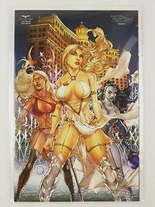 Zenescope-Grimm-Fairy-Tales-Bad-Girls-3-Las-Vegas-Exclusive-Comic-Book-NM
