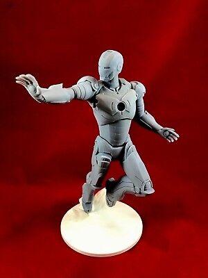 Iron Man Mk2 Fan Art / Garage Resin Figure kit | eBay