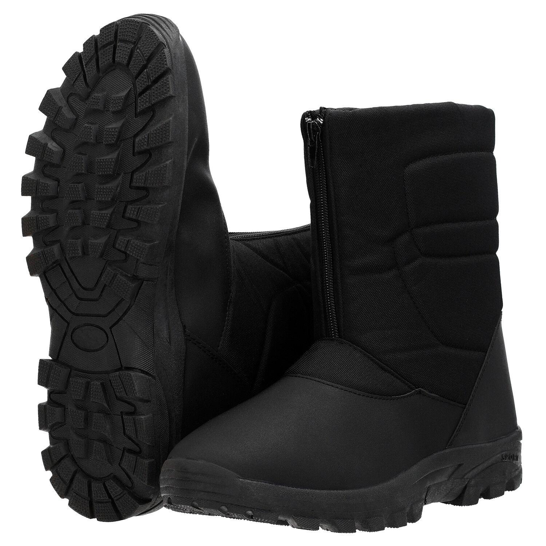 Canadian Snow Boots Winterstiefel Schneestiefel warme Winter Stiefel Apres Ski