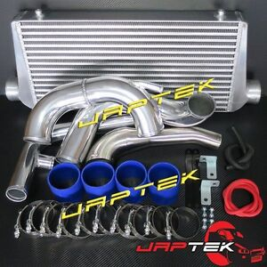 COMPLETE-HD-FRONT-MOUNT-INTERCOOLER-KIT-FOR-NISSAN-S13-180sx-Silvia-SR20-SR20DET