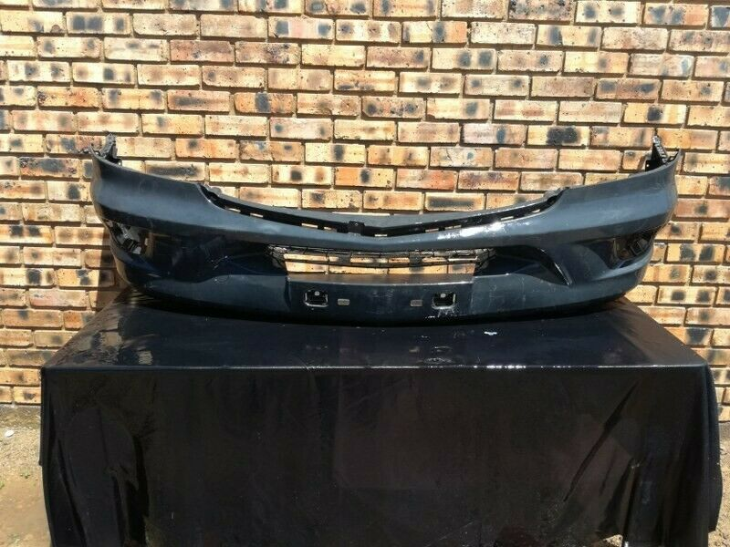 Mercedes Benz Sprinter Facelift Front Bumper