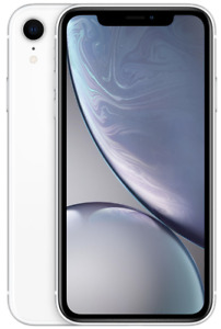 Apple iPhone XR - 64GB - Weiß (Ohne Simlock) NEU OVP MRY52ZD/A EU
