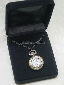 Ladies antique vintage victorian edwardian style pendant watch image is loading ladies antique vintage victorian edwardian style pendant watch mozeypictures Choice Image