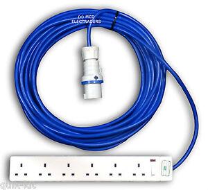 16 amp or 10 amp hook up