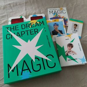 TXT TOMORROW BY TOGETHER - The Dream Chapter : MAGIC (Sanctuary Version)
