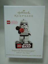 2012 Hallmark Keepsake Ornament Imperial Stormtrooper Lego Star Wars