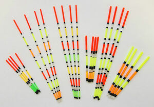 Choose Size Multi Colour Hollow Tips For Float Making 20