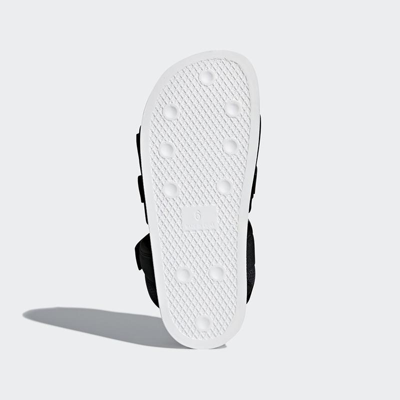 New Adidas Original BLACK/Weiß Damenschuhe ADILETTE SANDAL AC8583 BLACK/Weiß Original US W 5-9 TAKSE AU 63cb74