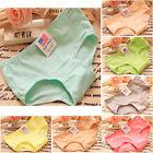 Sexy Women's Cotton Briefs Underwear Panties Underpants Lingerie Knickers Bikini