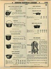 1935 ADVERT National Can Sealer Sealers Seal O Matic Pressure Cooker Conservo