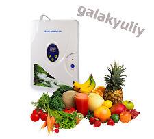 Ozone Generator Ozonator 600 mg/h Air Purifier Water Food Sterilizer NEW 220V