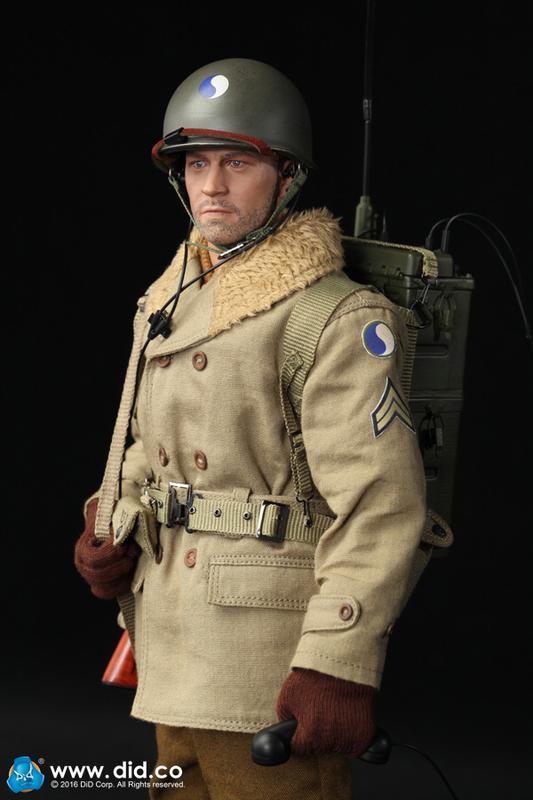 Dragon in dreams-DID - 1/6 1/6 1/6 - ww ii-coffret-us-paul 29th division d'infanterie ca668c