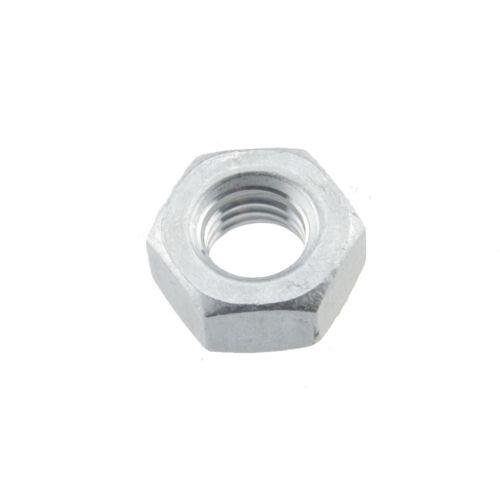 Sechskantmuttern DIN 934 Aluminium