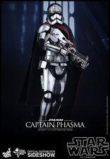 "12"" Star Wars Awaken Captain Phasma Hot Toys 902582 Sideshow In Stock"