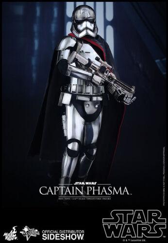 "12/"" Star Wars Awaken Captain Phasma Hot Toys 902582 Sideshow In Stock"