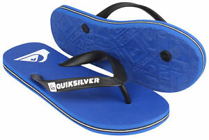 4a75932be29f1 Image is loading Quiksilver-Mens-Molokai-Sandals-Blue-Black