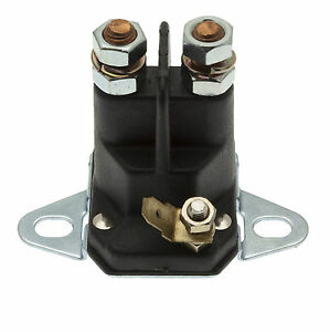 mower solenoid lawnmower parts accessories solenoid switch universal ride on lawnmower tractor fits some mtd