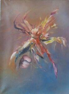 Toile De Michel Versi Art Price Akoun Peinture Contemporaine
