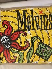 MELVINS 2017 silkscreened poster by Malleus SLEEP Los Angeles night 2
