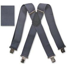 Brimarc Grau hosenträger 507008 schwer Schwer elastisch Hosenträger