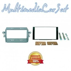 Kit-di-fissaggio-Phonocar-autoradio-Doppio-DIN-Nero-Daihatsu-Terios-03520
