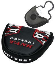 Odyssey Tank Mallet Putter Head Cover - BRAND NEW - 1st Class Post Camo 2 Ball 7