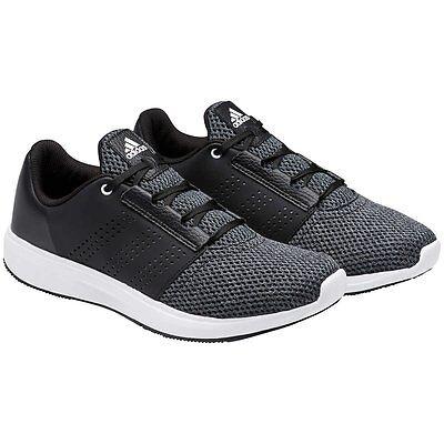 Adidas Men's Madoru 2 Running Shoes Black/grey/White Size 8